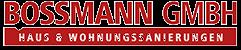 Bossmann Gelsenkirchen-Herne | Sanierung und Renovierung aus einer Hand Logo